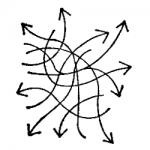 リゾーム概念からマトリクスへ